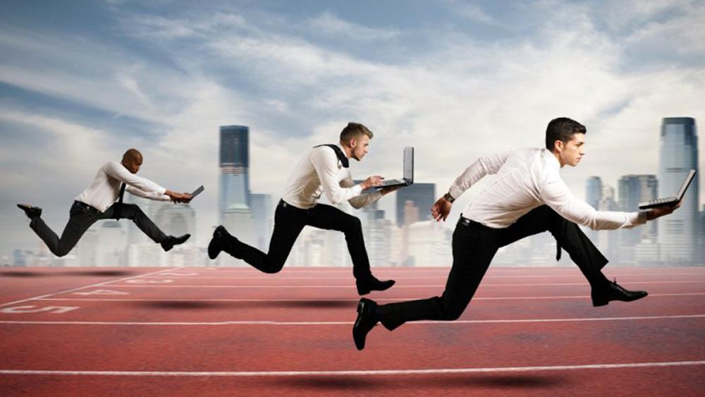 Как работать с конкуренцией?