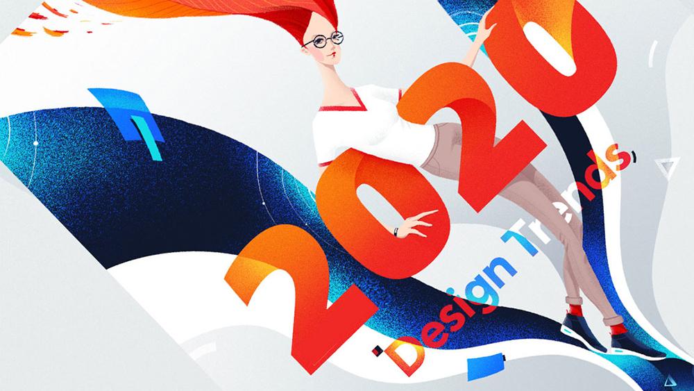 ТОП тенденции веб-дизайна 2020 года